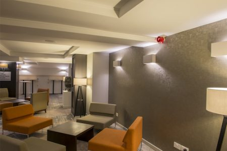 Synecore Doubletree by Hilton, London Docklands