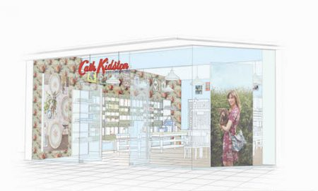 Shopfront Cath Kidston, Birmingham Grand Central