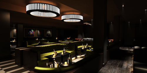 Mayfair's new place to be