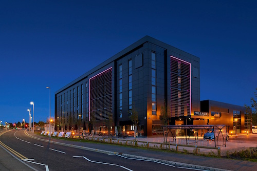 Overnight success for major new hotel