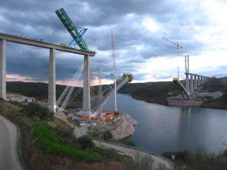 Almonte Viaduct, Madrid