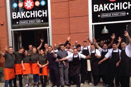 Bakchich, Chester Street, Manchester