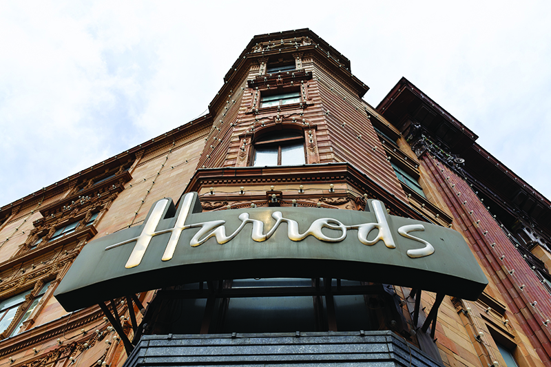 EKOCYCLE™ at Harrods
