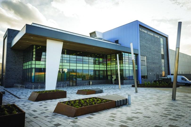 Oldham Leisure Centre