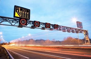 Southbound M6 Closures At Broughton For Bridge Repairs