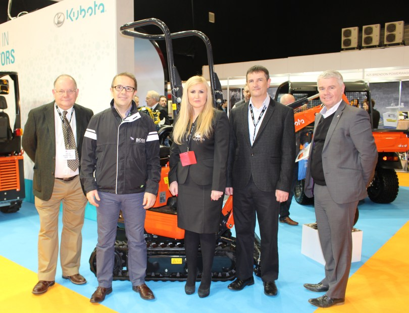 Bradfords Group Announces First Kubota Purchase