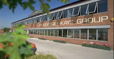 Exports Break Million Pound Barrier At Pickersgill-Kaye
