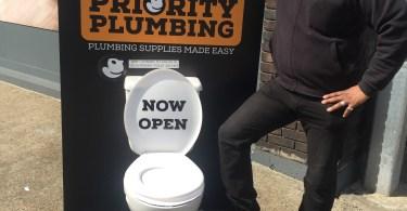 Priority Plumbing Employs School Of Hard Knocks Student