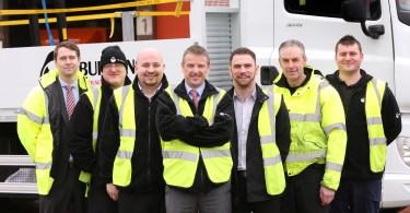 Burdens Opens Groundbreaking Infrastructure Branch In Aberdeen