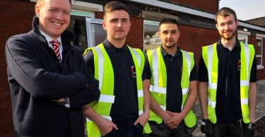 Ford Electrical Plugs Into Apprenticeship Awards