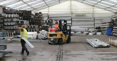 Temporary Building Specialist Goes Green With New Standard