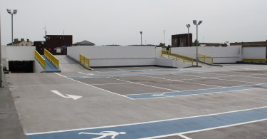 SIKA Breathes New Life Into Mansfield Multi-Storey Car Park