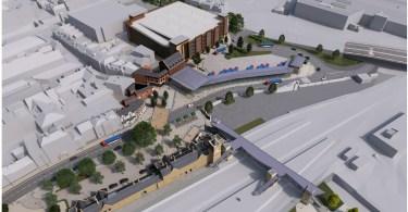 Lincoln Transport hub