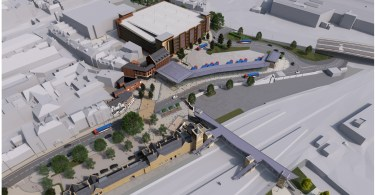Lincoln Transport hub