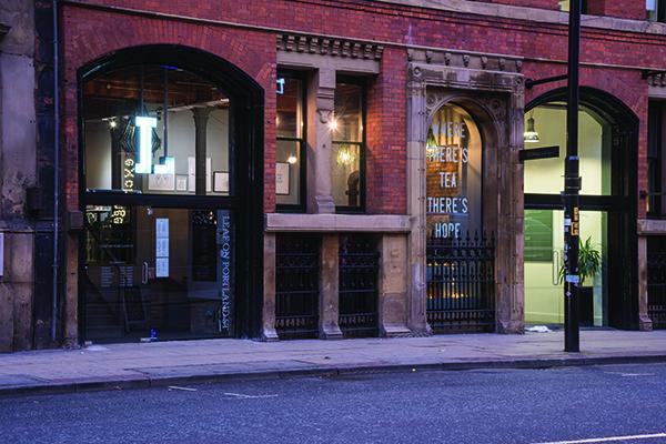 Leaf Portland Street Manchester