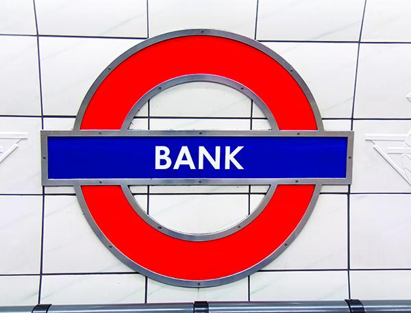 Bank Tube station