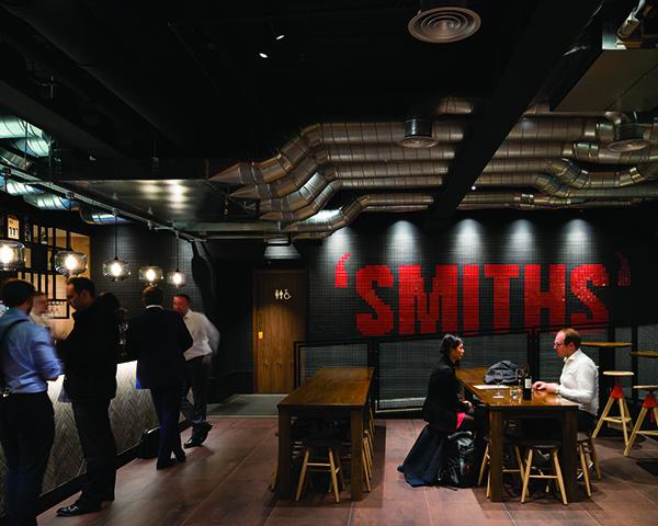 'SMITHS' of Smithfield