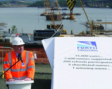 Queensferry Crossing Update