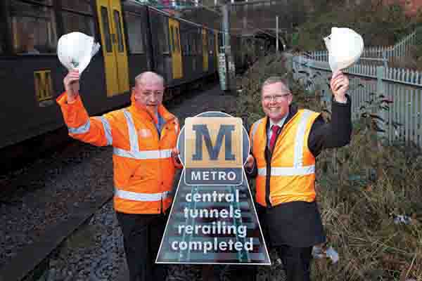 Newcastle Metro All Change