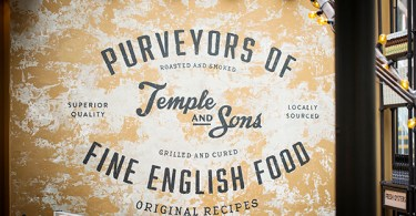 Temple and Sons