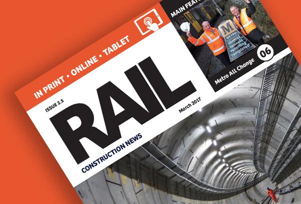 Rail Construction News 2.5