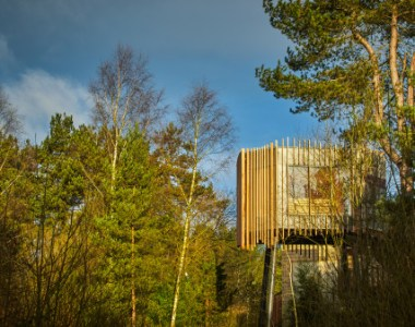 Aqua Sana Launches Forest-Inspired Spa At Sherwood Forest