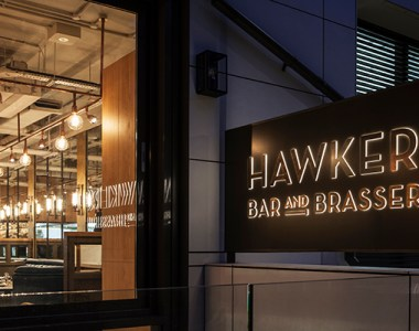 Hawkers Bar and Brasserie