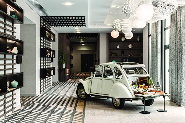 Paris Marriott