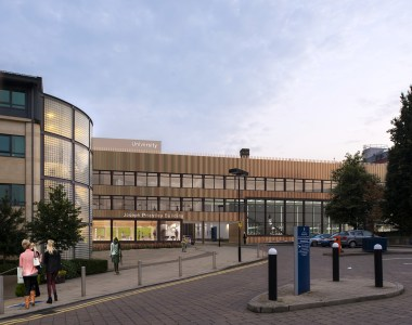 £6 Million Facelift For University's Science Building