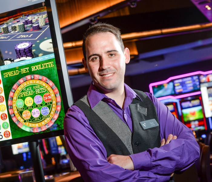 Lucky Italian Recruit Joins Leeds Super Casino As 200th Employee