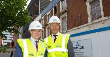 Shaylor Group Hosts West Midlands Mayor Visit