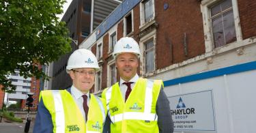 Shaylor Group Hosts West Midlands Mayor Visit