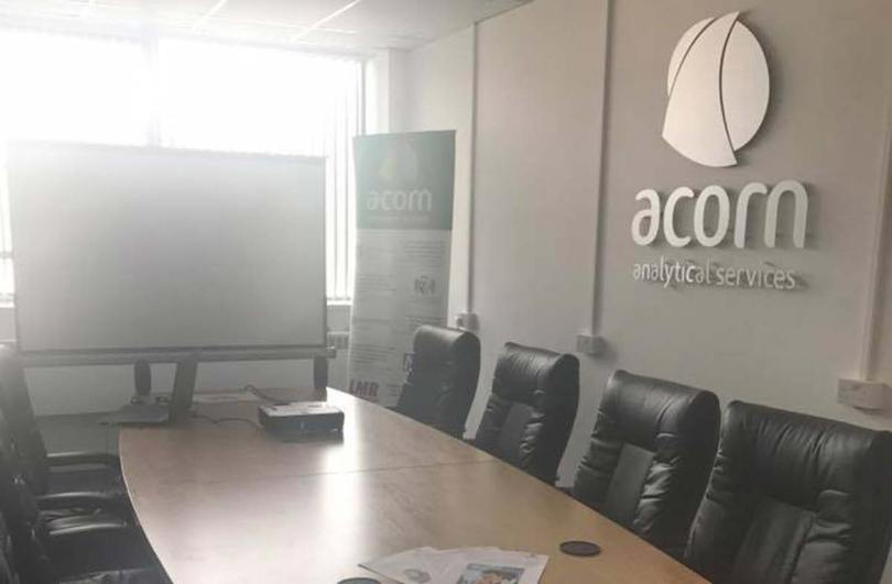 Acorn Analytical Services Announce New London Office