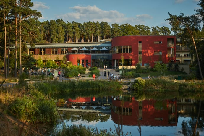 Center Parcs Woburn Forest named Village of Excellence