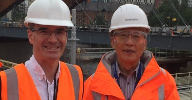 Manchester, UK Rail Projects Lead To New Leadership Role For BDP's Peter Jenkins