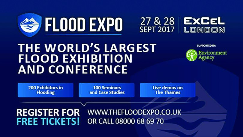 Flood Expo 2017