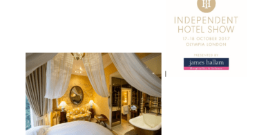 Harriet Forde Design to Build The Perfect Hotel Bedroom at the Independent Hotel Show