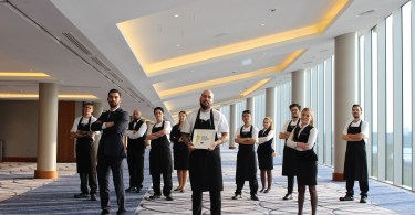 InterContinental London – The O2 Gains Three AA Rosettes For Peninsula Restaurant