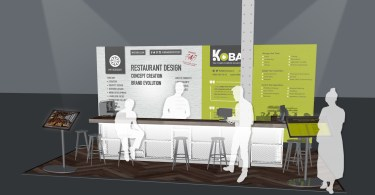Mystery Teams Up With Kobas For The Restaurant Show 2017