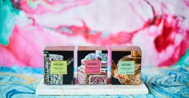 Newby Teas Awarded Prestigious Pentaward For New Range of Fine Tea – The Heritage Collection