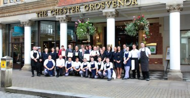 The Chester Grosvenor Receives Coveted Award For Employer of the Year