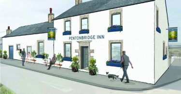 Pentonbridge Inn