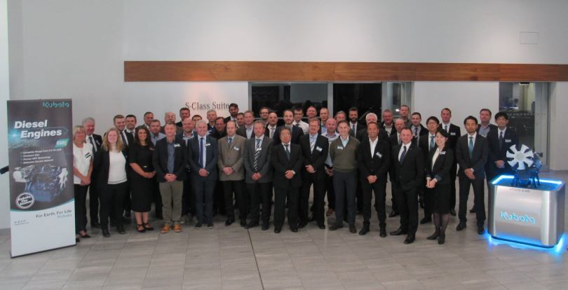 Kubota UK Shares Future Vision And Stage V Strategy At Engines Conference