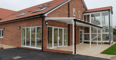 Stoke Window Company Helps Complete £750k Community Project