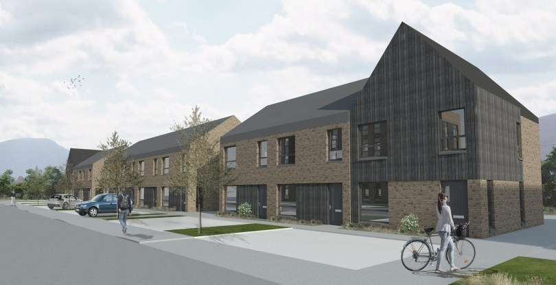 Swan Group Seeks Improved Planning Consent For New East Kilbride Housing Development