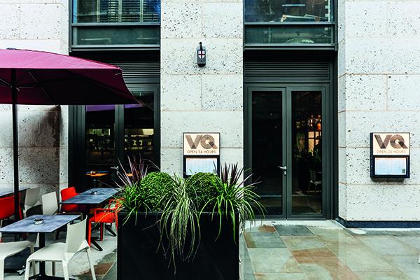 VQ Restaurants