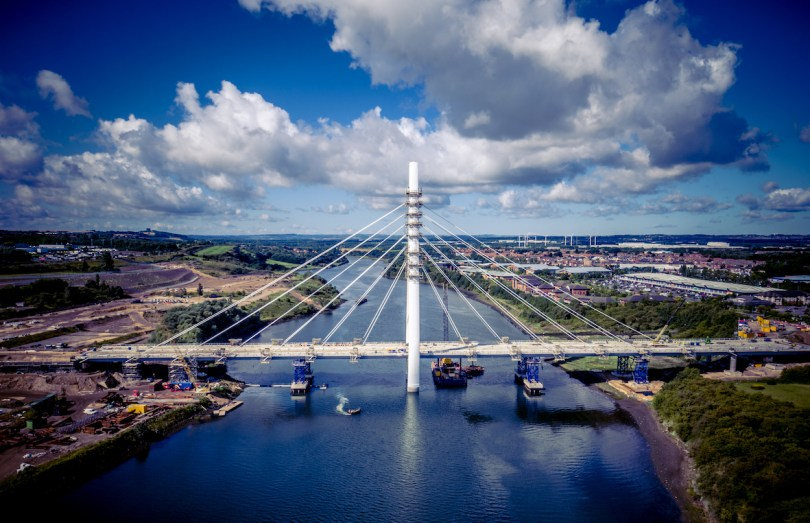 Sunderland's New Bridge Across The River Wear Named As 'Northern Spire'