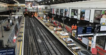 Tube Improvement Work Completed As Part of Record Investment Plans