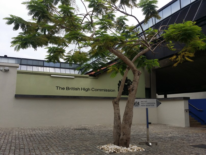 Gilbert-Ash Appointed to £2m British High Commission Fit Out Project in Sri Lanka