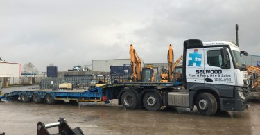 Selwood Strengthens Plant Hire Fleet in South East Region